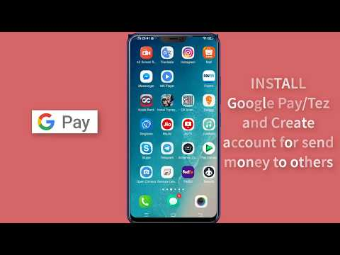 Create Google Pay Account | Sign Up For Google Pay Or Tez Account In Hindi