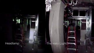 Halo hard hat light - Headlamp Comparative