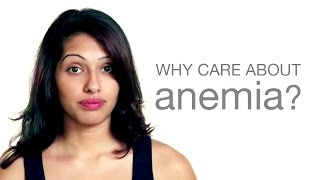 What is Anaemia and Iron Deficiency?