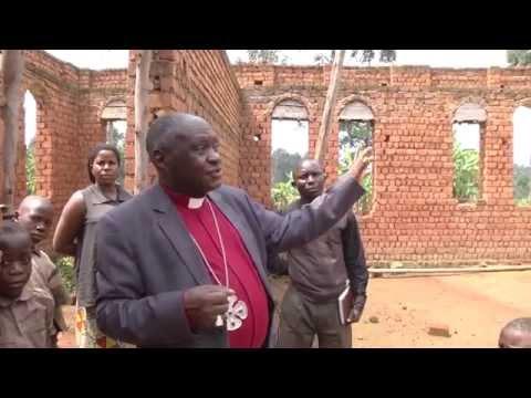 DR Congo church construction