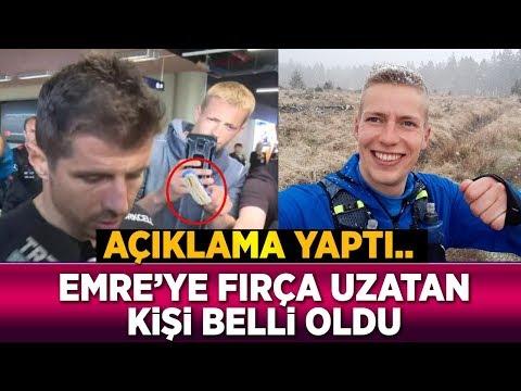 Emre Belözoğlu'na Fırça Uzatan Kişi Belli Oldu!