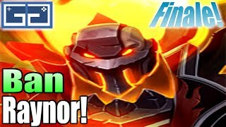 HOTS Raynor Rework Guide FINALE | New Raynor **MVP** Gameplay | Raynor Best Build!