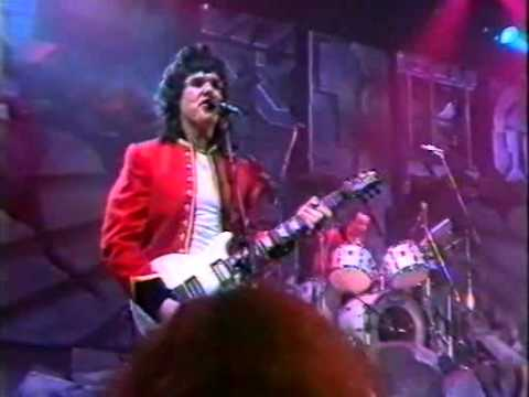 GARY MOORE & PHIL LYNOTT   On ECT Extra Celestial Transmission 1985