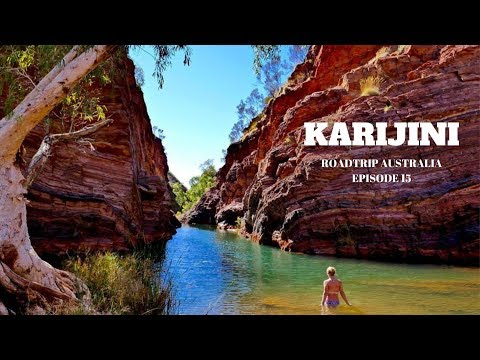 KARIJINI NATIONAL PARK - Our Favourite In Australia | ROADTRIP AUSTRALIA Ep.15