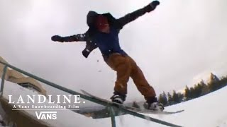 LANDLINE. Raw Files: Dillon Ojo | Snow | VANS
