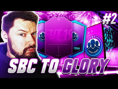 PRICE FIXING SILVERS?! - #FIFA19 LEAGUE SBC TO GLORY! #02 Ultimate Team