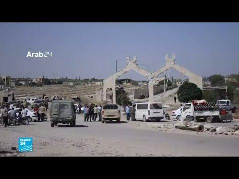 اتفاق على استعادة الجيش السوري مناطق سيطرة الفصائل المعارضة في القنيطرة  - نشر قبل 2 ساعة