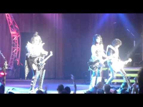 KISS - Detroit Rock City- Live @ Blossom 8/26/2014
