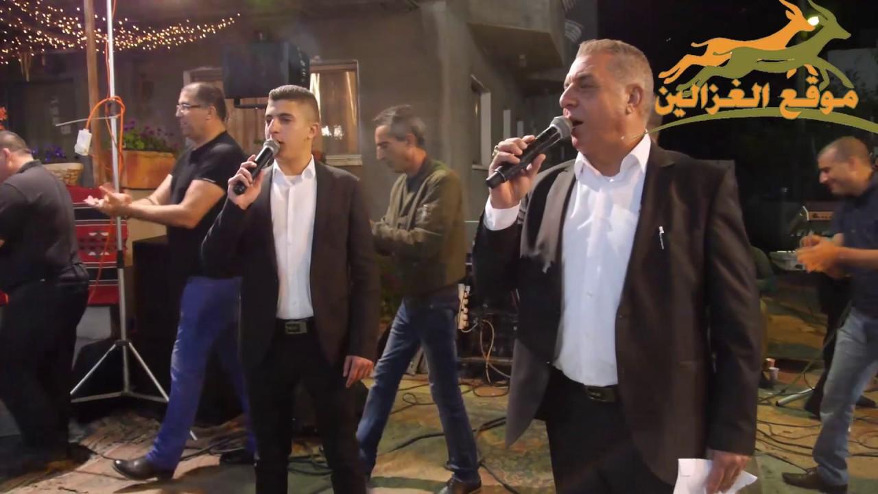 عصام عمر صهيب حفلة عاهد سرحان مجد الكروم