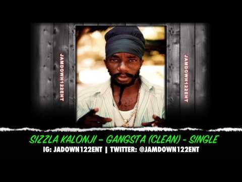 Sizzla Kalonji - Gangsta (Clean) - Single [Daseca Productions] - 2014