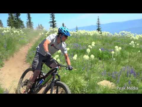 Mountain Biking Schweitzer Mountain Resort