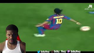 HE MADE HIM BOW DOWN ! TOP 5 DRIBBLERS EVER IN FOOTBALL HISTORY  REACTION!!!