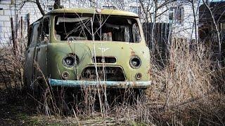 Покинуті автомобілі (фото / ч. 1) / Abandoned Cars