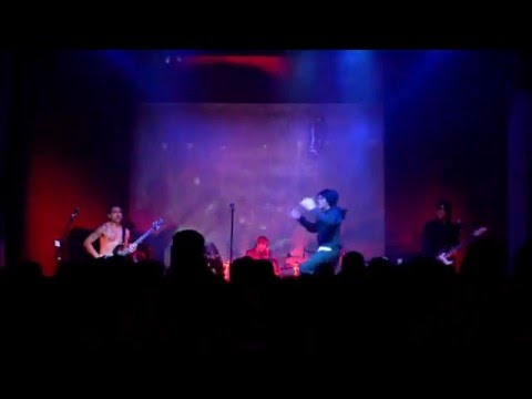 RHCP WORLD TRIBUTE - Cant Stop - Live in Jaú - 2016