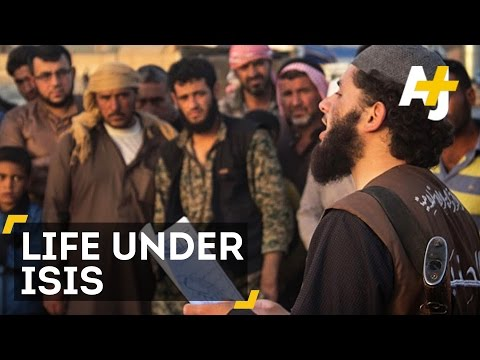 Life Under ISIS Rule Described By Letter From Activist In Raqqa