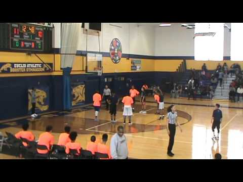 8th Annual Just A Chance Boys 7th Grade Middle School All Star Game Part 1