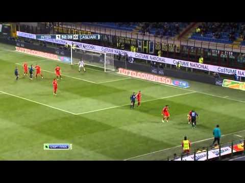 Stagione 2010/2011 - Inter vs. Cagliari (1:0)