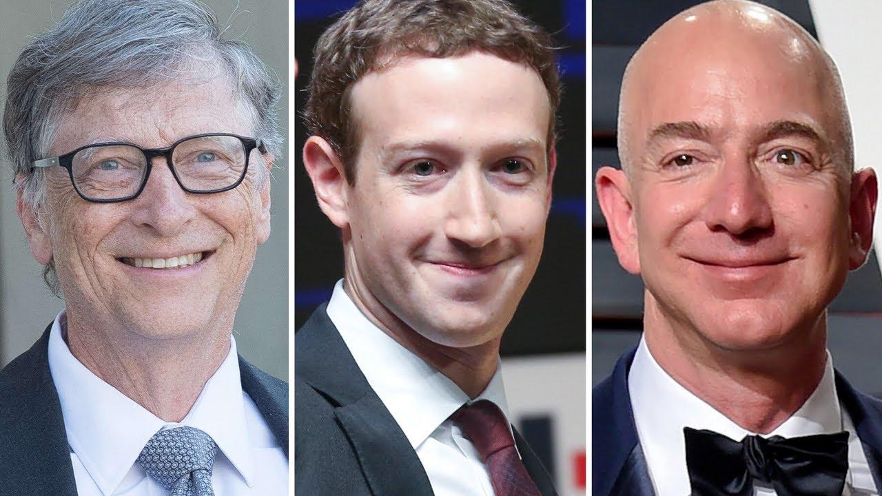 A világ 10 leggazdagabb embere (2020)