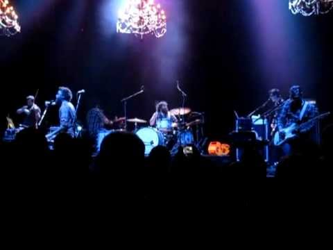 David Crowder Band Concert 10/8/11 - Oh Great God, Give Us Rest