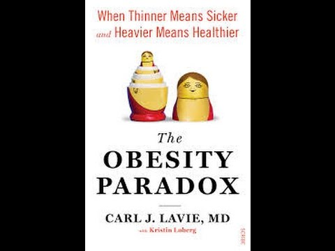 Episode 030 - Dr. Carl Lavie - The Obesity Paradox
