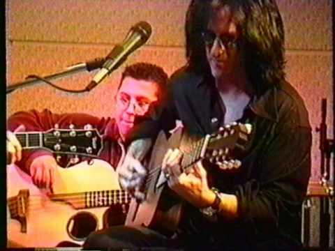 Rare Steve Stevens, 1998 - Flamenco a Go Go prototype band!!