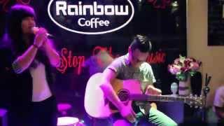 Chương trình giao lưu guitar tại Rainbow cafe_RB14