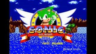Sonic Delirium (Genesis) - Longplay
