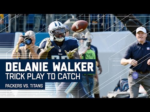 DeMarco Murray THROWS a TD Pass! | 🚨Trick Play Alert🚨 | Packers vs. Titans | NFL