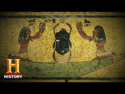 Ancient Aliens: EGYPTIAN CONTACT WITH EXTRATERRESTRIALS (Season 7) | History