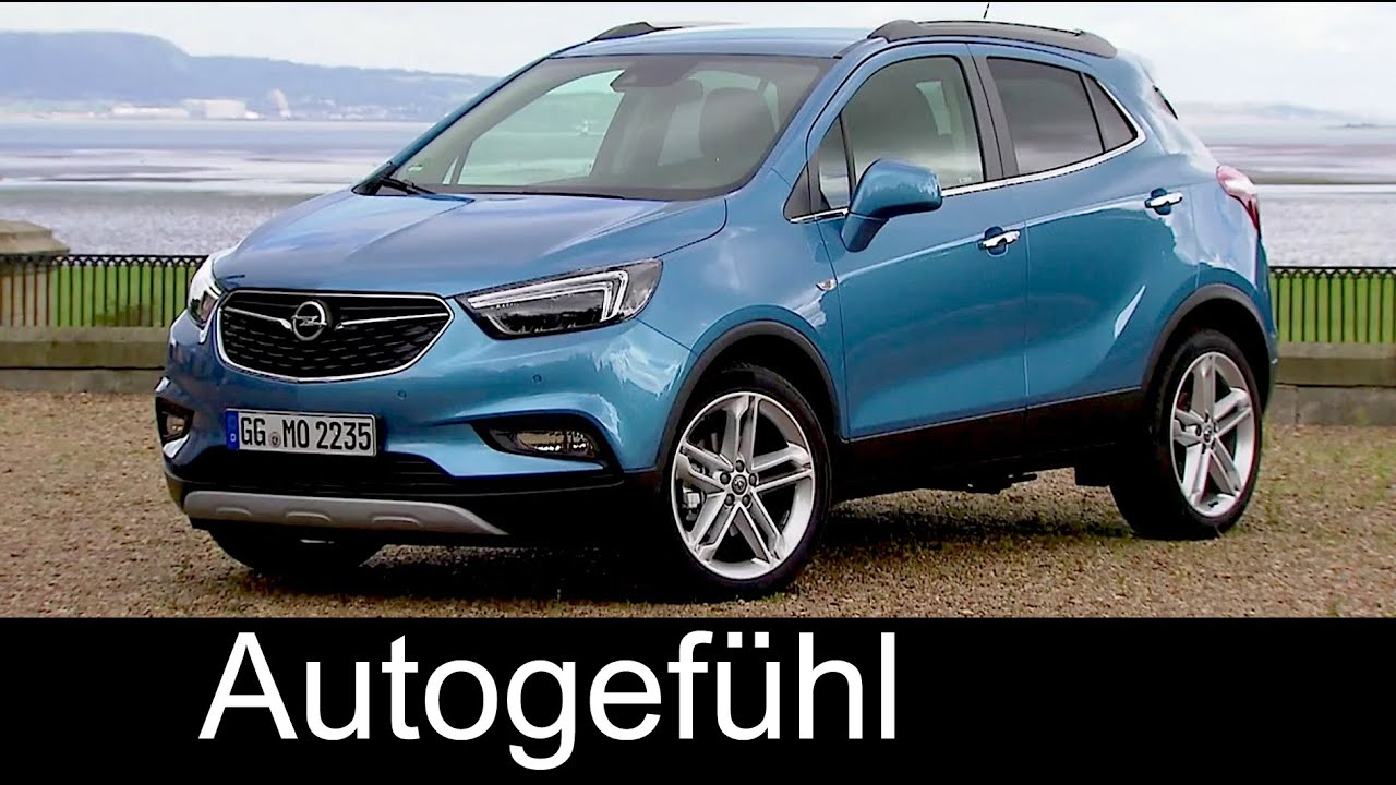 new vauxhall opel mokka x extended facelift exterior. Black Bedroom Furniture Sets. Home Design Ideas