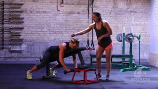 The Bigness Project Demo: Dumbbell Chest Supported Reverse Fly