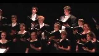GP - Concert Choir 07-08 First Concert