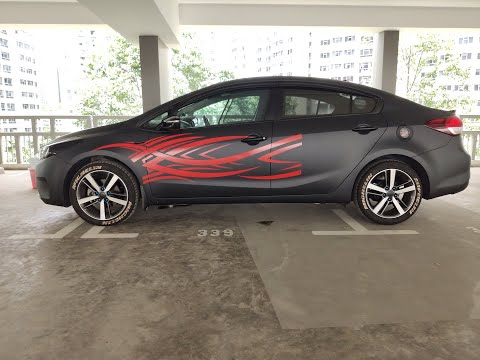 How To Install Vinyl Graphics On Your Car