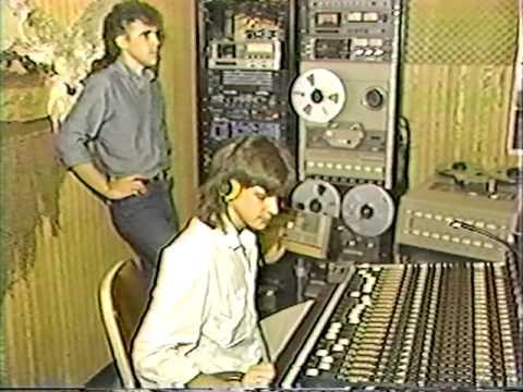 Cerebus-News2 Tv Clip,Greensboro NC 1986 (instudio/interview)