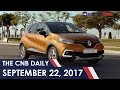 Renault Captur   Ducati Supersport Launch   Volvo XC40 Revealed   Honda BR V New Feature