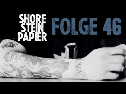 Shore, Stein, Papier