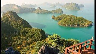 видео Экскурсия в национальный морской парк Анг Тонг