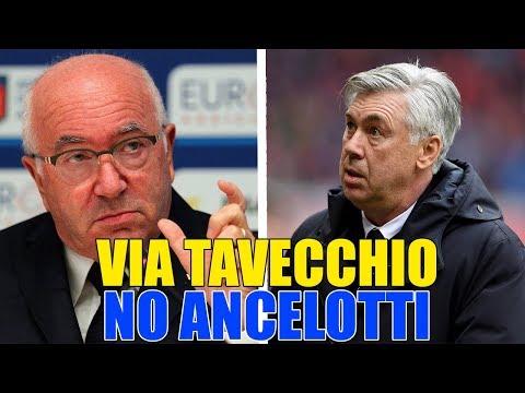 ANCELOTTI NUOVO CT DELLA NAZIONALE? NO!!! TAVECCHIO VATTENE !!