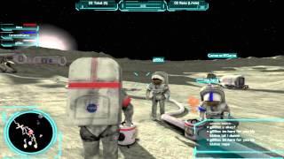 BRILLIANT SINGING! - Moonbase Alpha