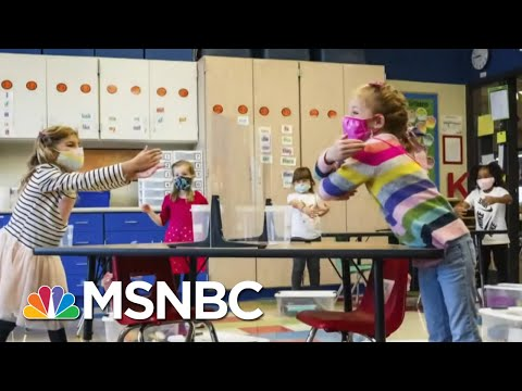 What Will It Look Like To Reopen America's Schools?   Katy Tur   MSNBC