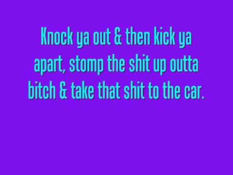 Better Not Fight - Trill Fam - Lyrics