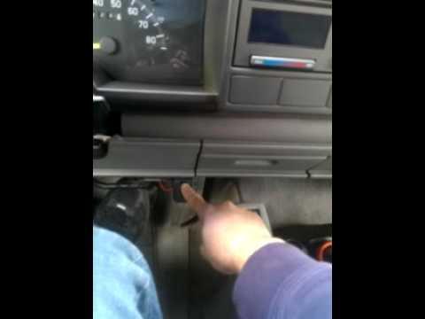 1993 Chevy Truck Fuel Pump Wiring Diagram Genie Excelerator Garage Door Opener Gmc K1500 Relay Bypass Youtube