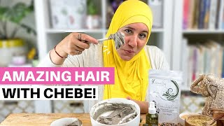 AMAZING DIY Chebe Hair Mask for Deep Conditioning (This Hair Butter will Be Game Changing!)