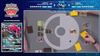 2018 Pokémon North America International Championships: TCG Masters Top 4, Match A