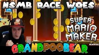 Mario Maker: Saturday Race It