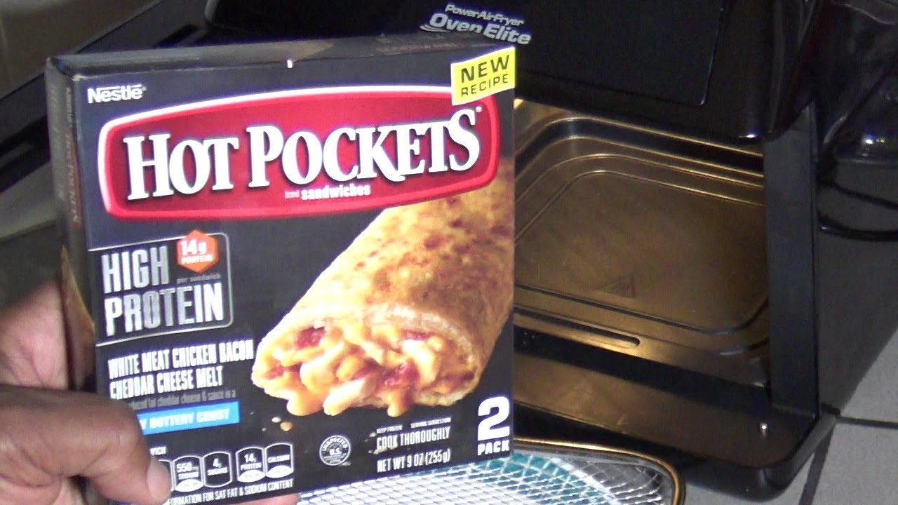 How To Cook A Hot Pocket In The Microwave Bestmicrowave