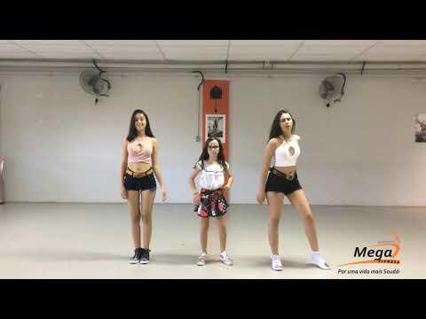 MC Kevinho e Léo Santana - Encaixa (Coreografia)