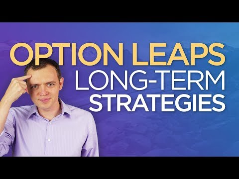 Ep 164: Option Leaps: Long-Term Investing Strategies + Examples