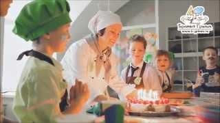 видео кулинарный мастер класс для детей
