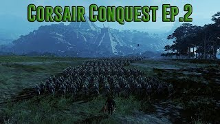 Lokhir Fellheart. Comfy Post-Gym Gaming: The Battle Against Skrolk. Corsair Conquest Part 2